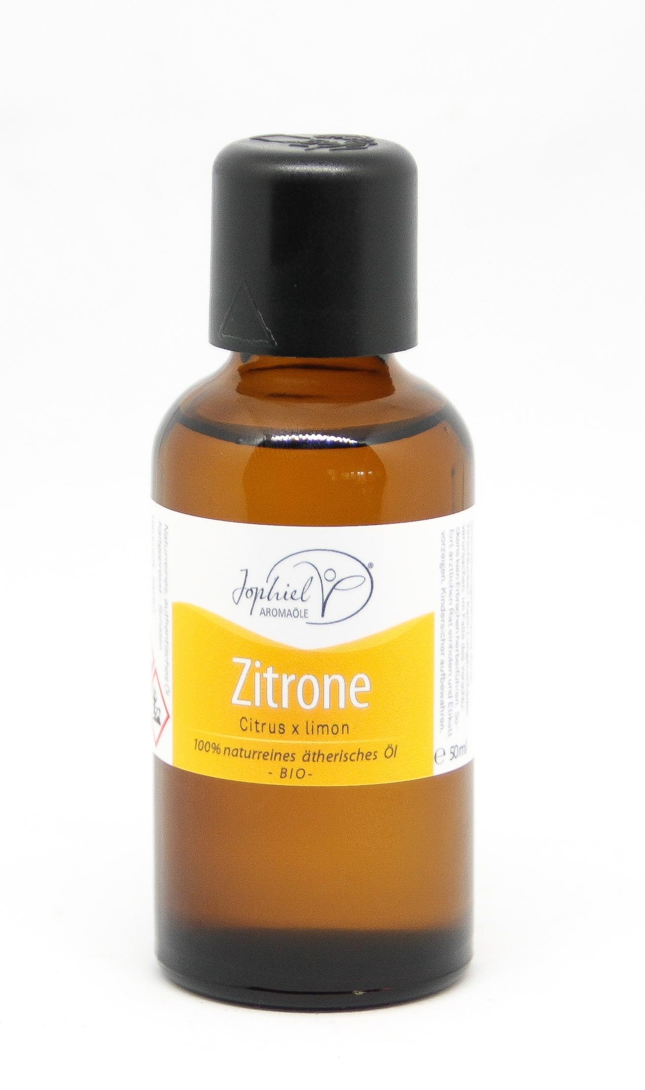 Zitronen Öl Bio 50 ml