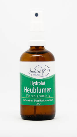 Heublumenhydrolat Bio 100 ml mit Zerstäuber