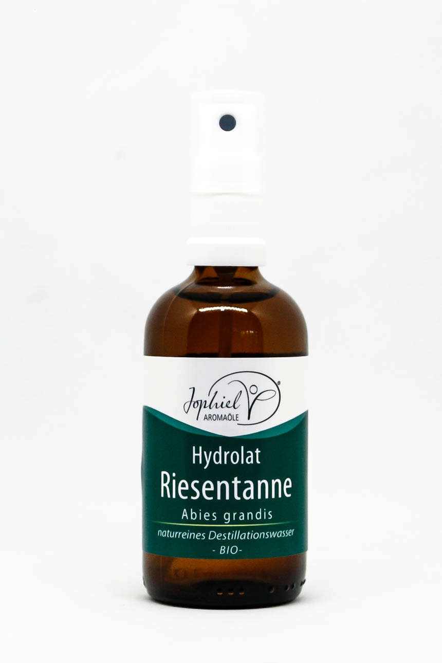 Riesentannenhydrolat 100 ml mit Zerstäuber