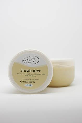 Sheabutter Bio pur unraffiniert 150 ml
