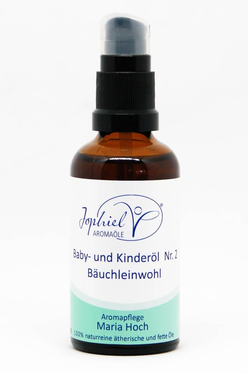 Baby- und Kinderöl Nr. 2 Bäuchleinwohl 50 ml