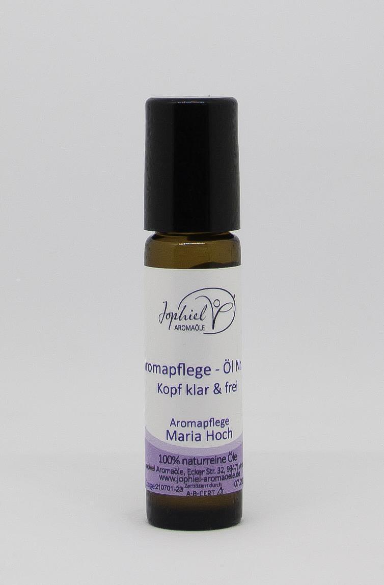 Aromapflege-Öl Nr. 23 Kopf klar & frei 50 ml  Bio