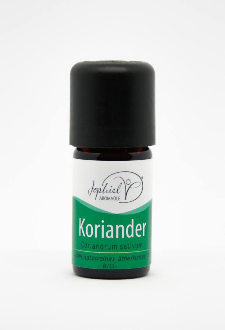 Koriander Öl Bio 5 ml