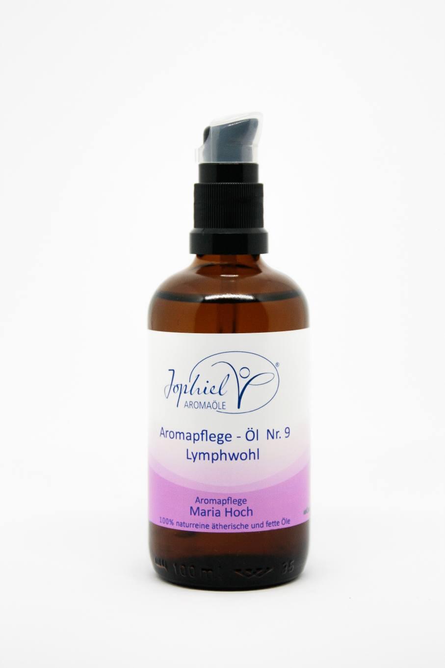 Aromapflege-Öl Nr. 09 Lymphwohl 100 ml