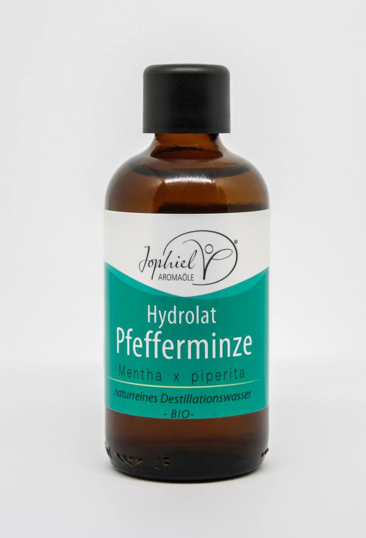 Pfefferminzhydrolat Bio 100 ml