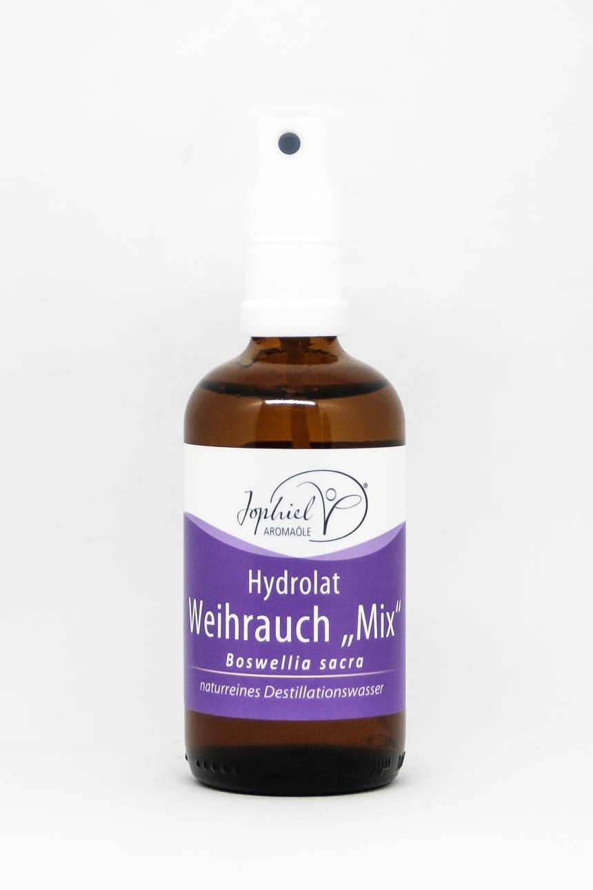 """Premium Weihrauchhydrolat """"Mix"""" 100 ml mit Zerstäuber"""