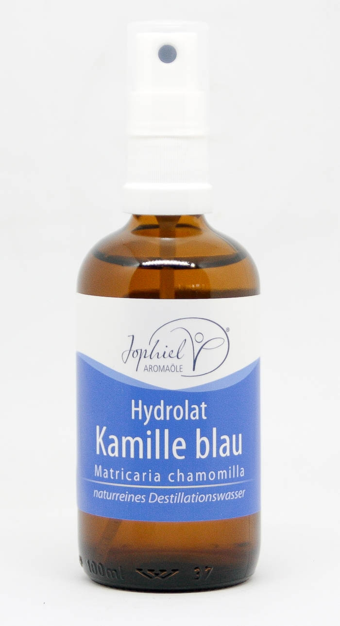 Kamillehydrolat deutsch Bio 100 ml mit Zerstäuber