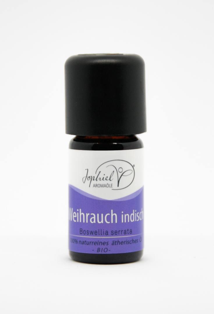Weihrauch indisch Öl Bio 5 ml