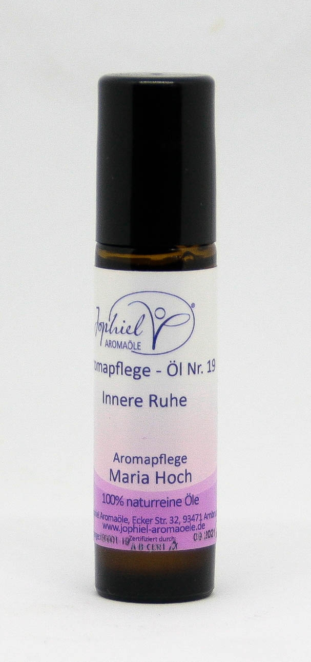 Aromapflege-Öl Nr. 19 Innere Ruhe 10 ml im Roll on  Bio