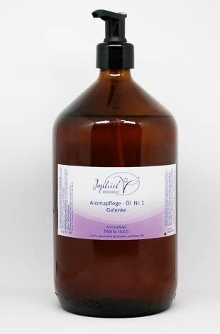Aromapflege-Öl Nr. 01 Gelenke 1000 ml