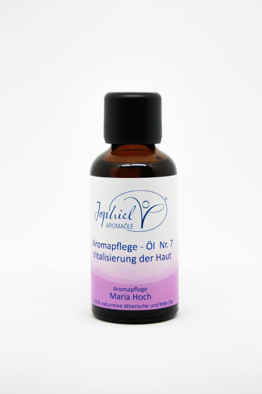 Aromapflege-Öl Nr. 07 Vitalisierung der Haut 50 ml