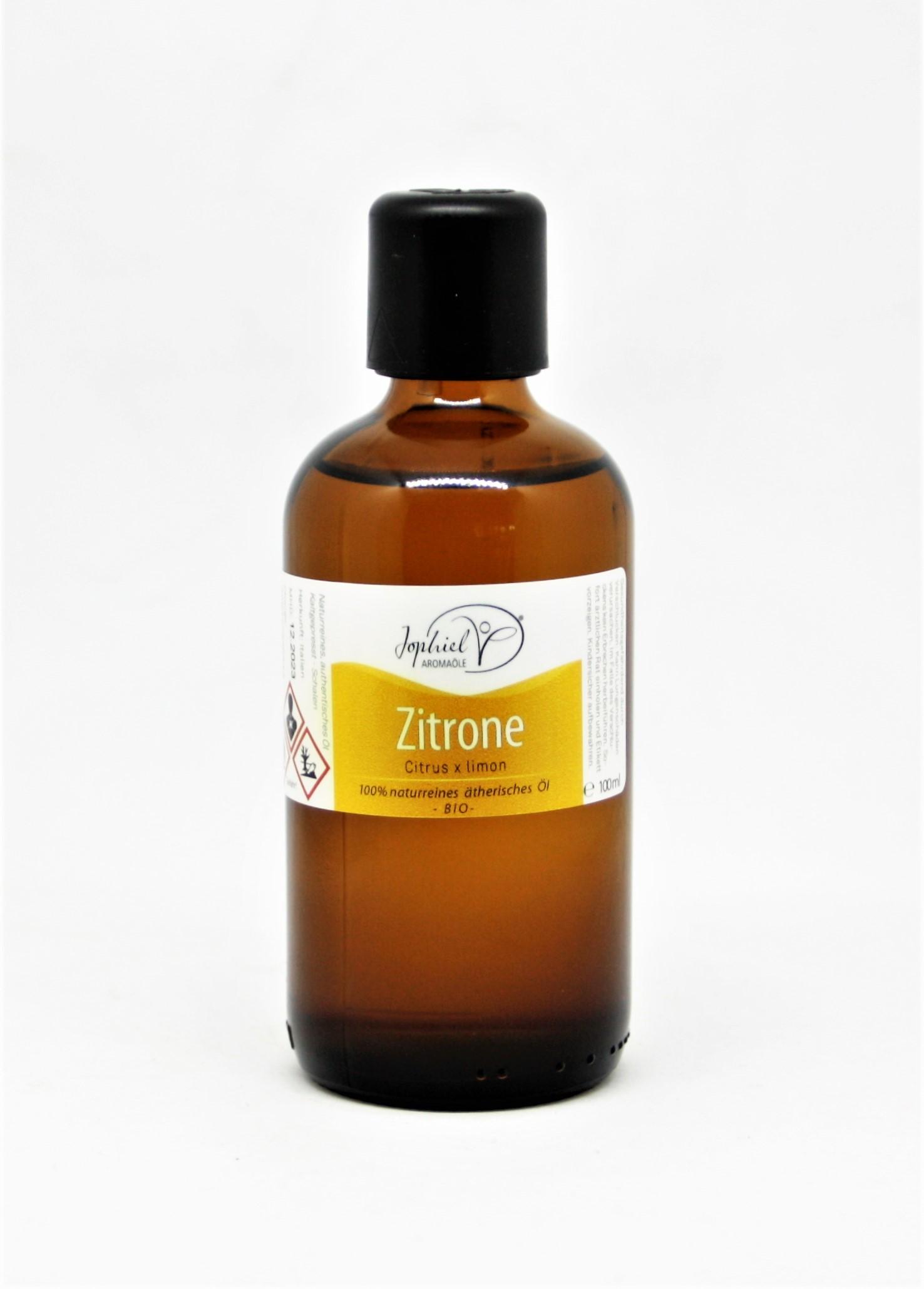 Zitronen Öl Bio 100 ml