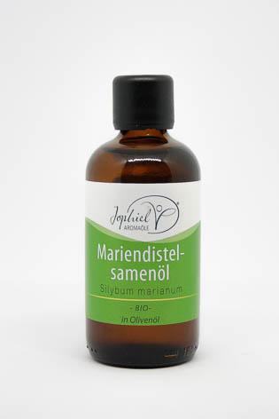 Mariendistelsamenöl Bio 100 ml