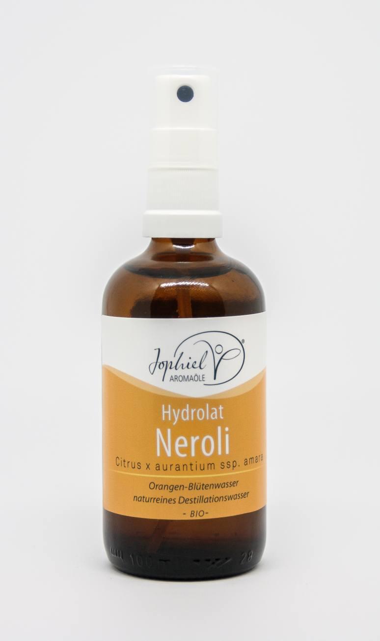 Nerolihydrolat Bio 100 ml mit Zerstäuber