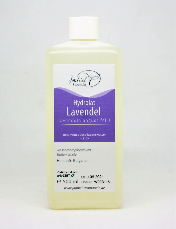 Lavendelhydrolat Bio 500 ml