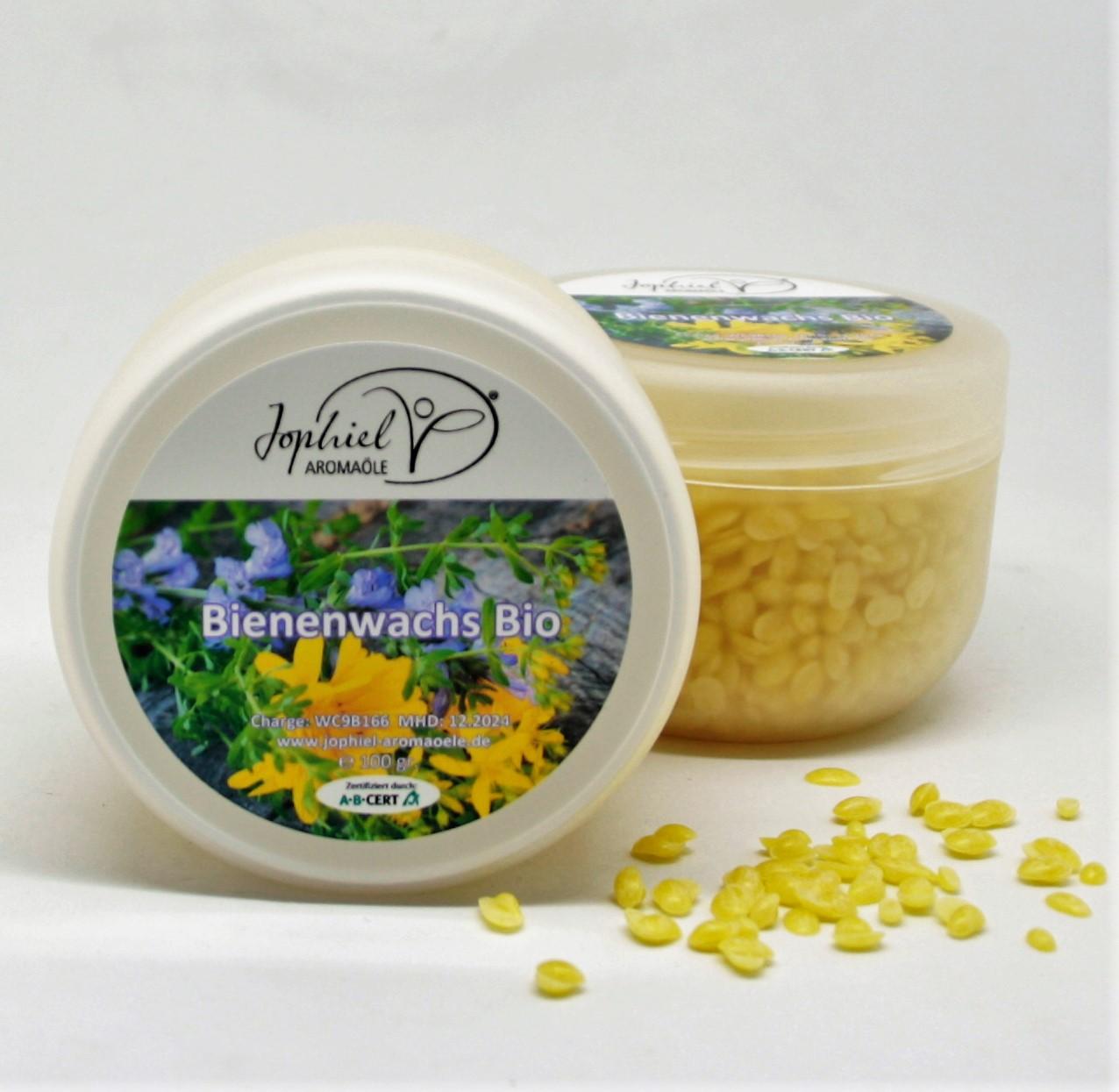 Bienenwachs Bio Pastillen 100 gr. aus Deutschland