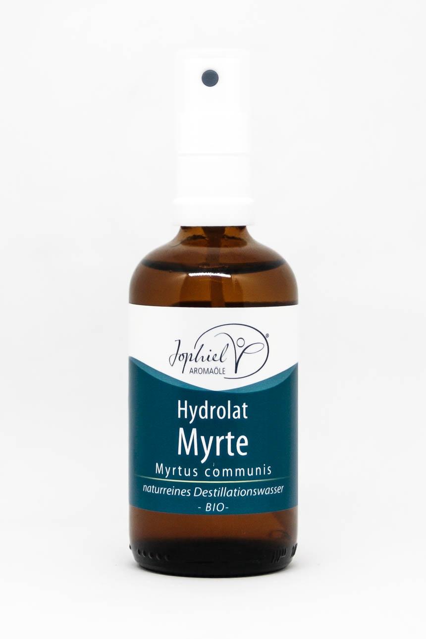 Myrtenhydrolat Bio 100 ml mit Zerstäuber