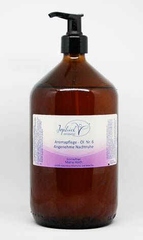Aromapflege-Öl Nr. 06 Angenehme Nachtruhe  1000 ml
