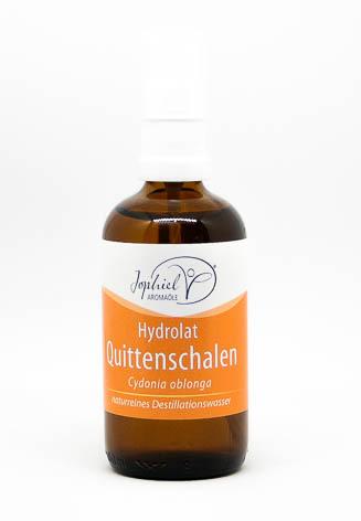 Quittenschalenhydrolat Bio 100 ml mit Zerstäuber