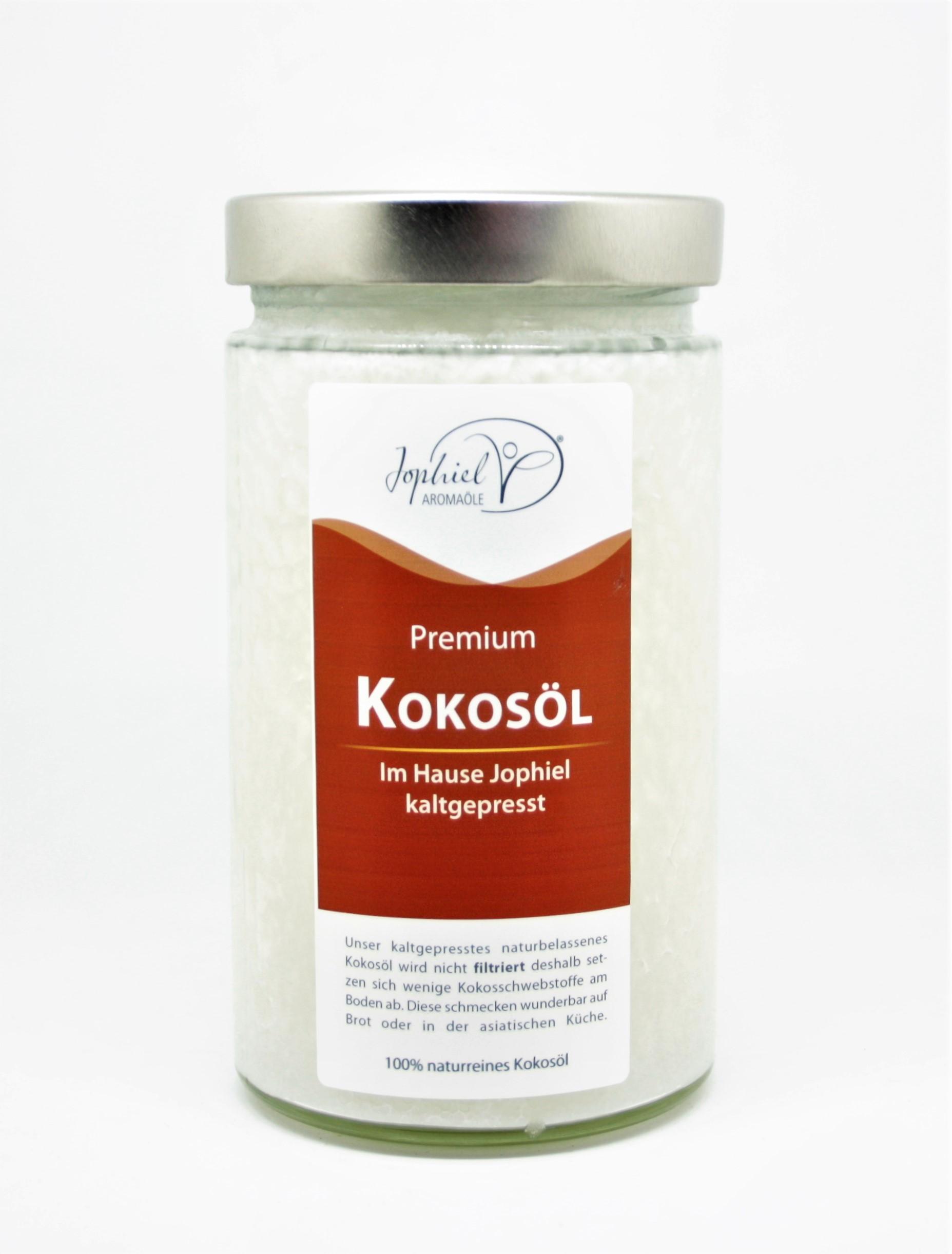 Kokosöl Bio Premium 600 ml
