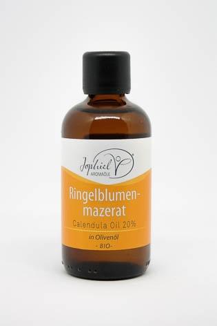 Ringelblumenmazerat in Olivenöl Bio 100 ml