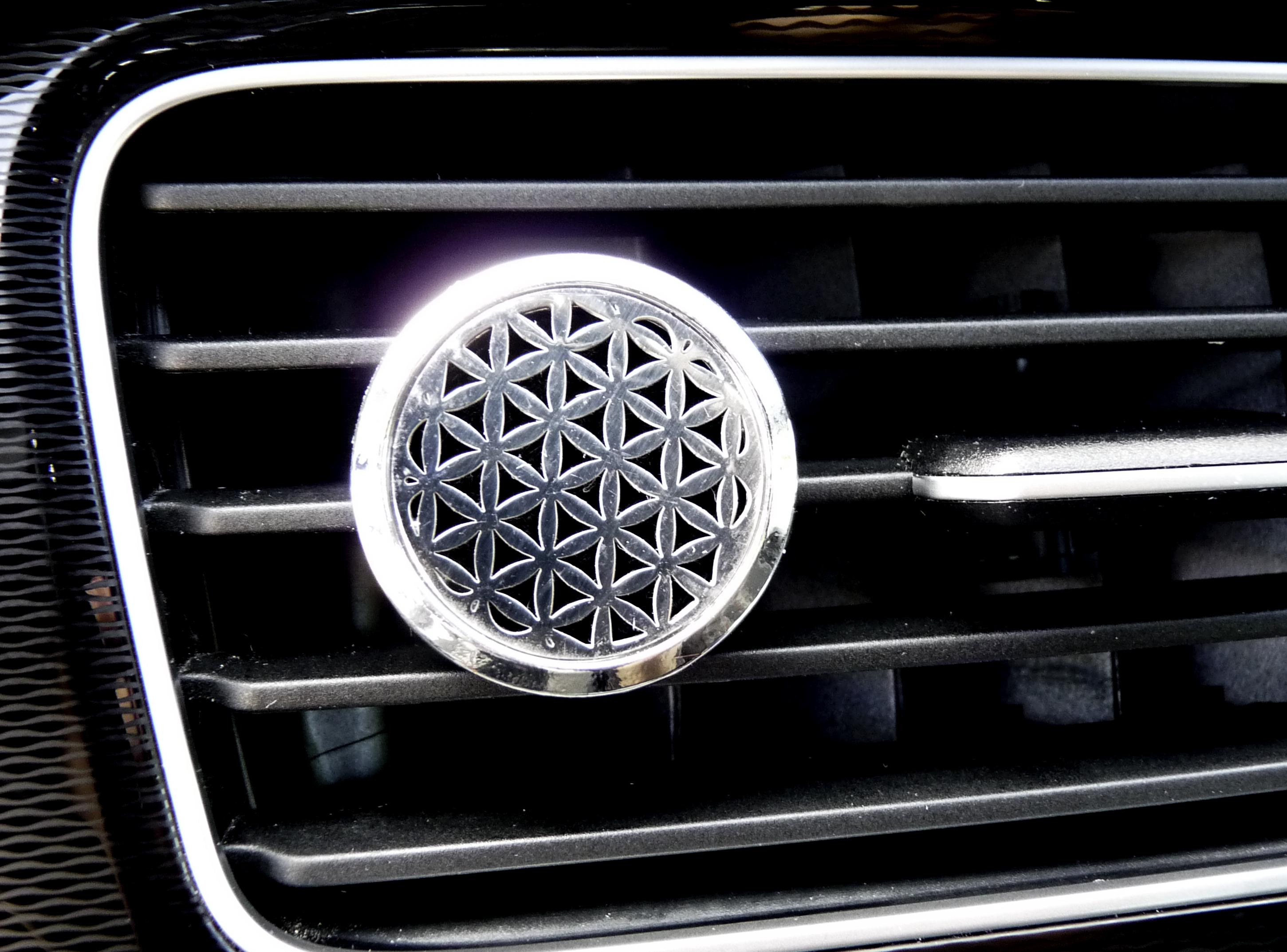 "Car Diffuser ""Blume des Lebens"" - klein"