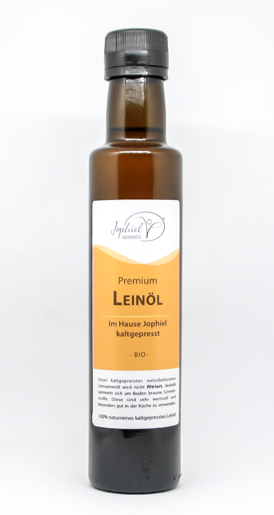 Leinöl Premium 250 ml