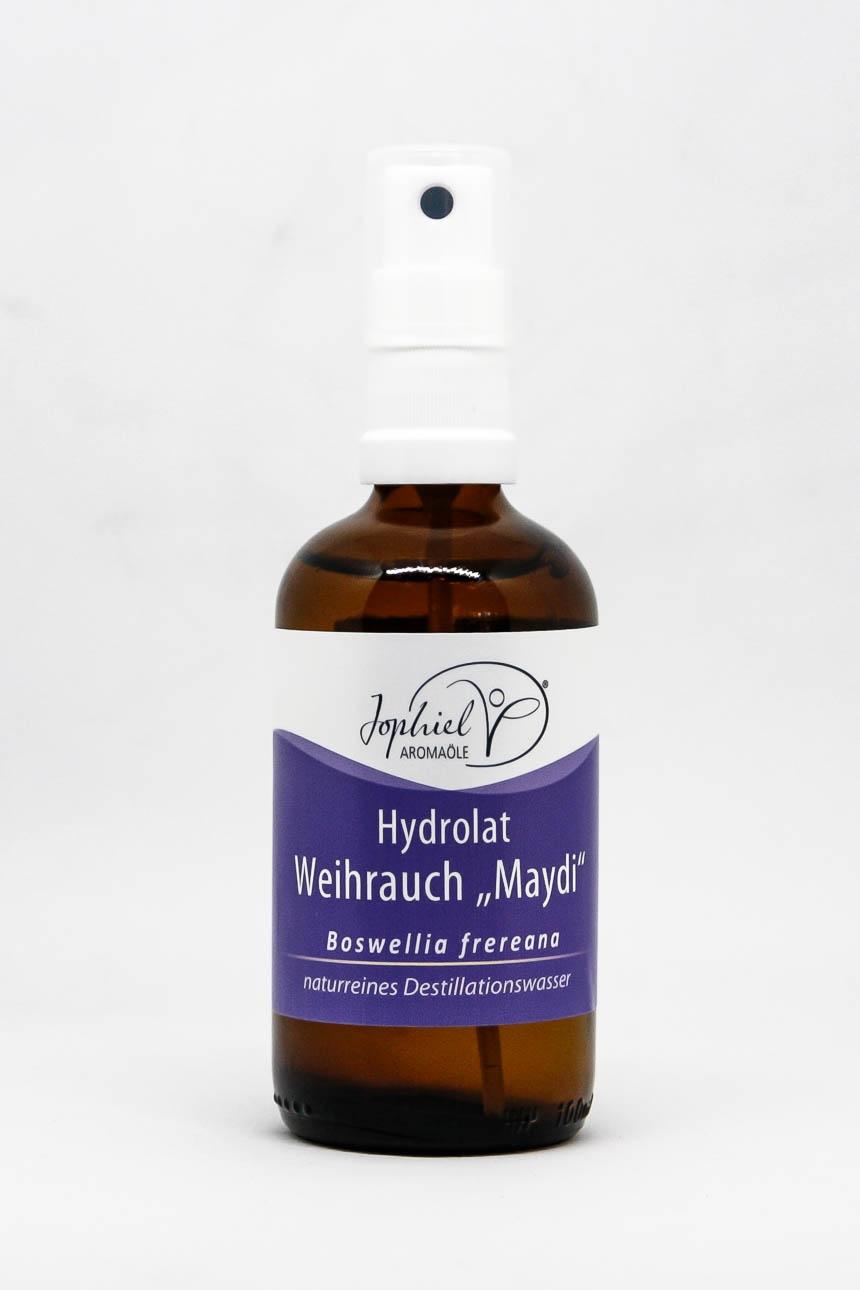 """Premium Weihrauchhydrolat """"Maydi"""" Bio 100 ml mit Zerstäuber"""
