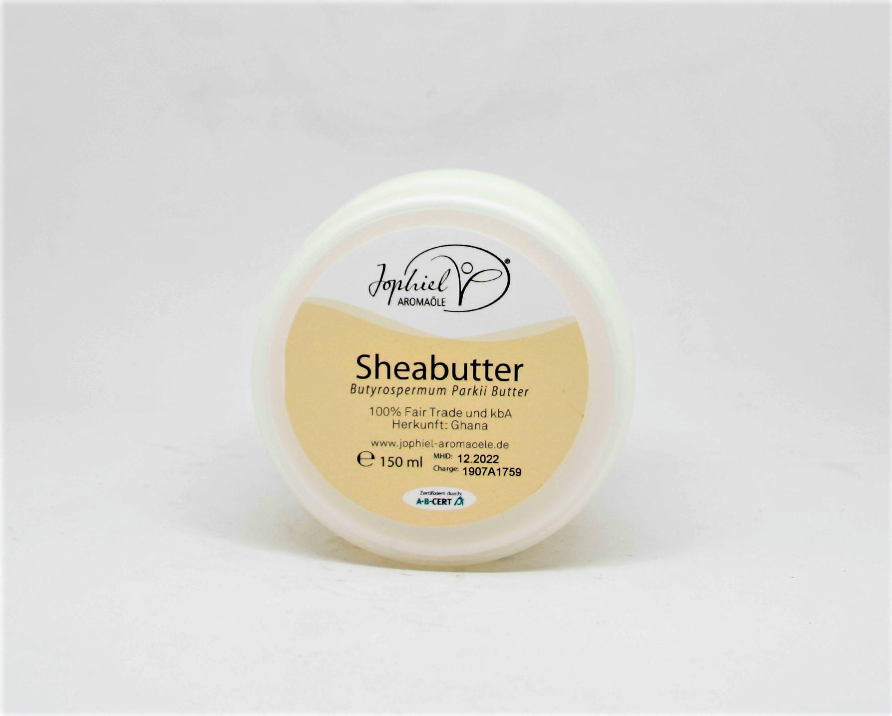 Sheabutter Bio pur raffiniert 150 ml
