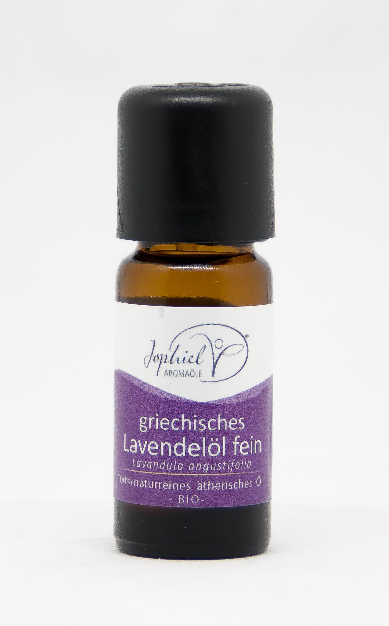 Lavendel Öl fein griechisch Bio 10 ml