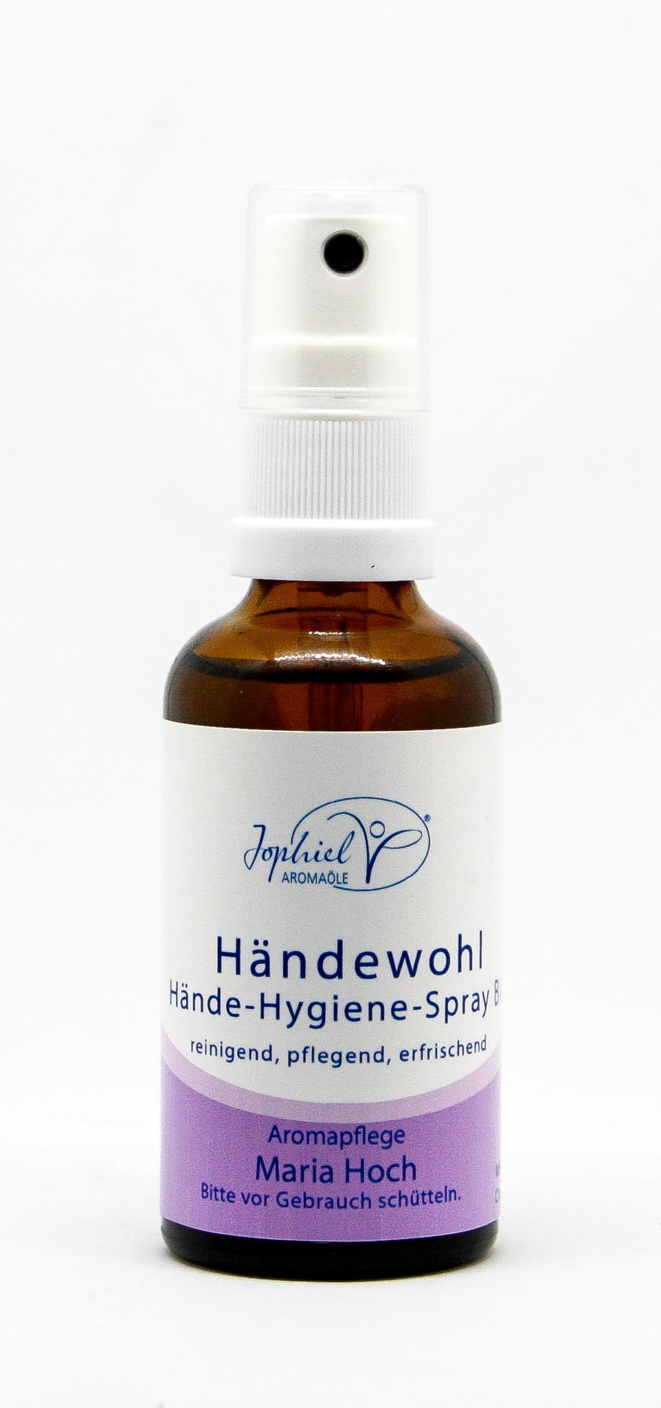 Händewohl Hand-Hygiene-Spray Bio 50 ml