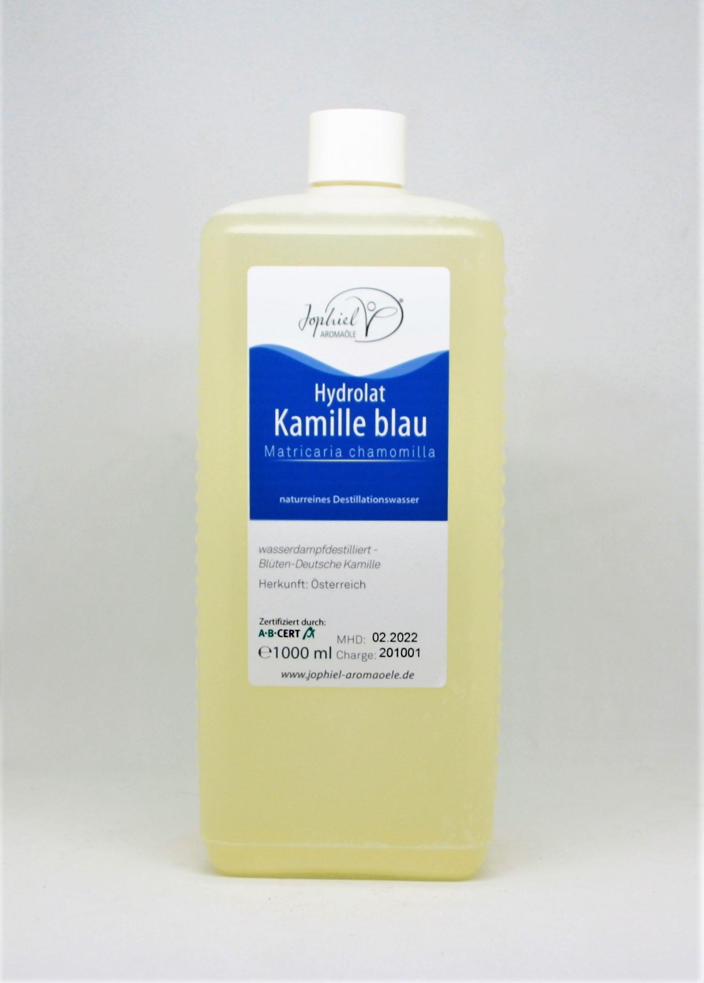 Kamillehydrolat Deutsch Bio 1000 ml