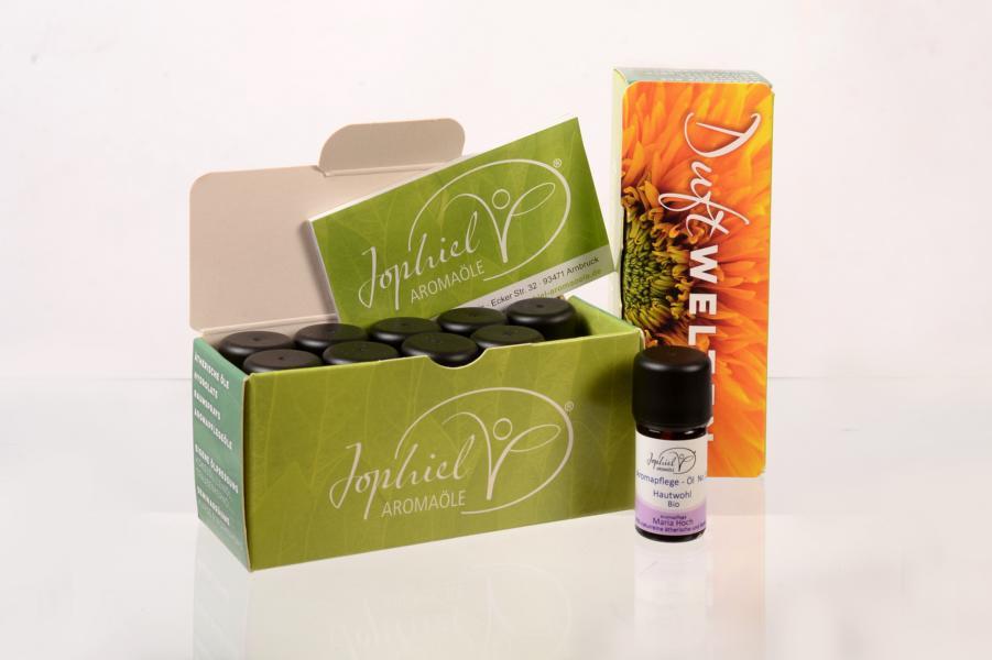 Aromapflege Tester - Set Nr. 2 Körperwohl