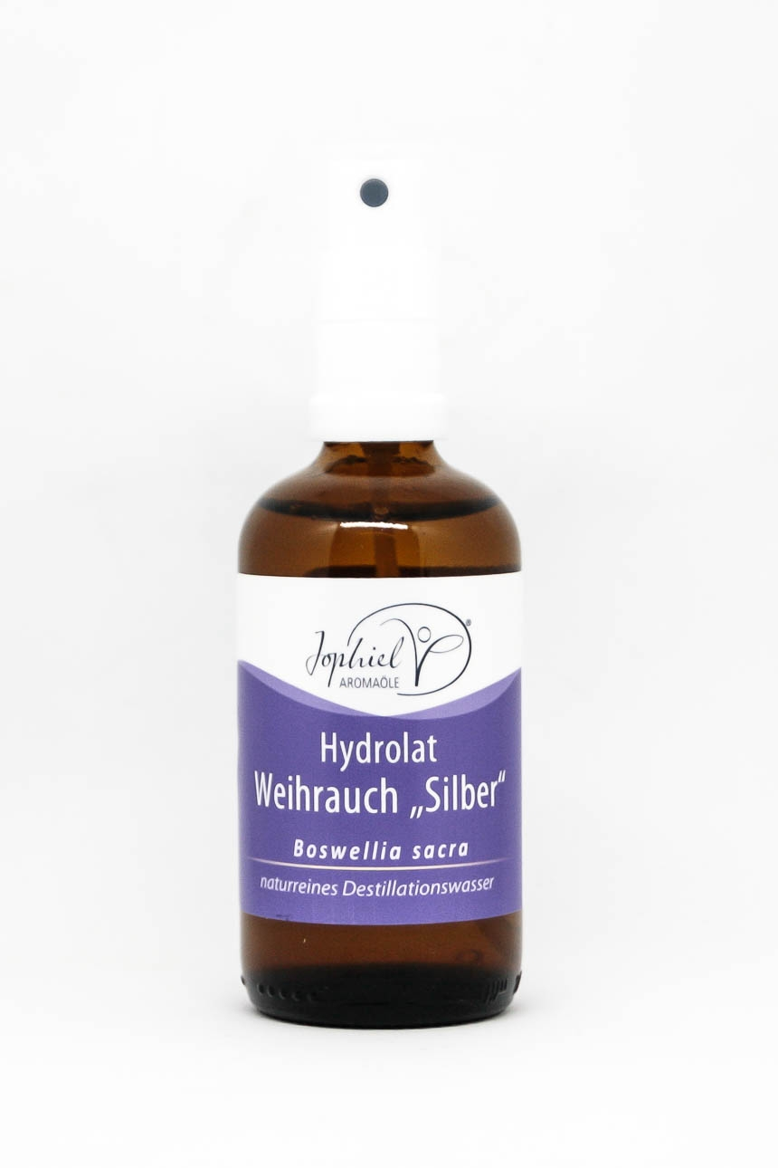 """Premium Weihrauchhydrolat """"Silber"""" 100 ml mit Zerstäuber"""