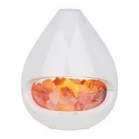 Diffuser und Salzlampe
