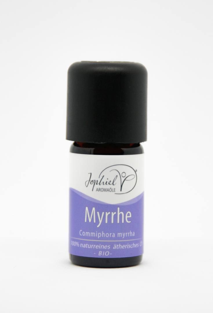 Myrrhe Öl Wildsammlung 5 ml