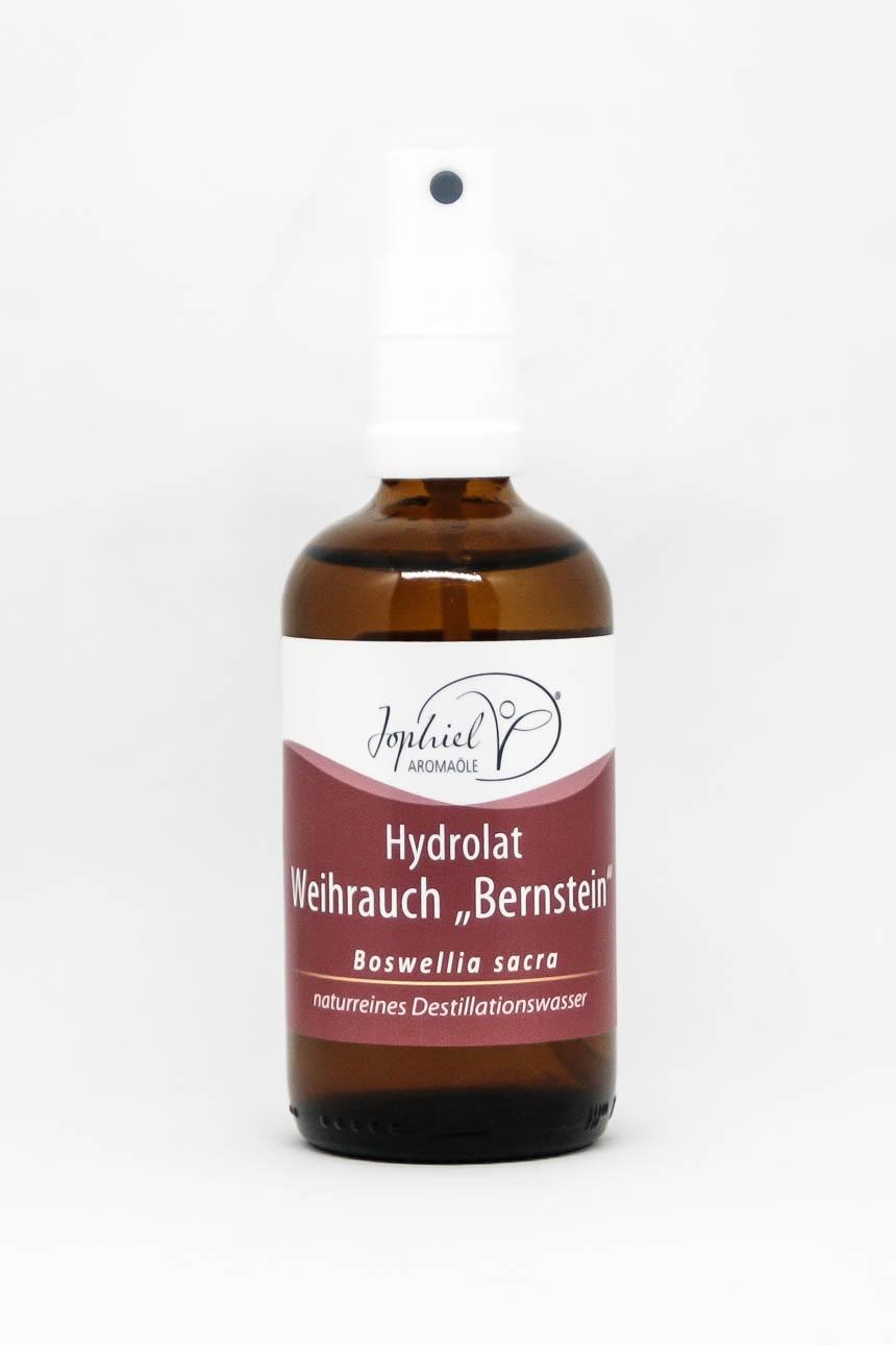 """Premium Weihrauchhydrolat """"Bernstein"""" 100 ml mit Zerstäuber"""