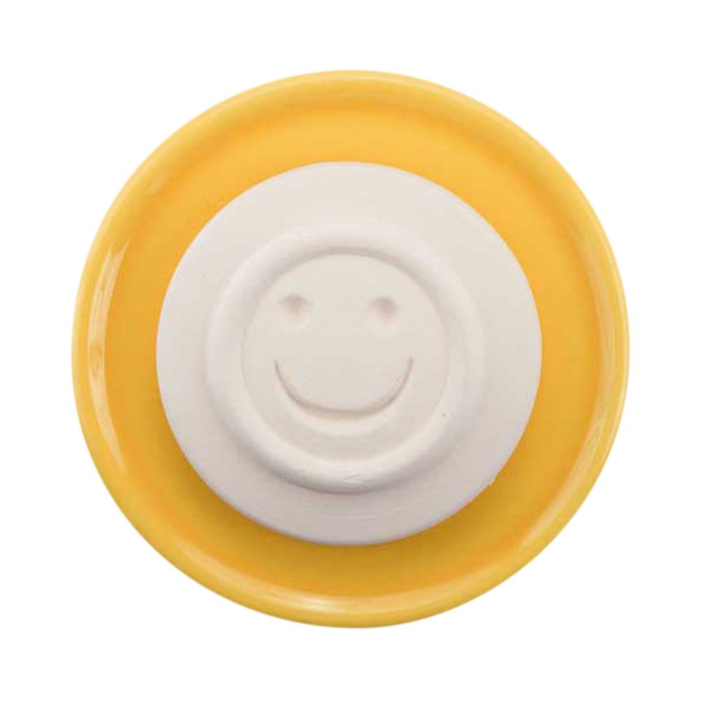 Duftstein Smiley -ohne- Untersetzer