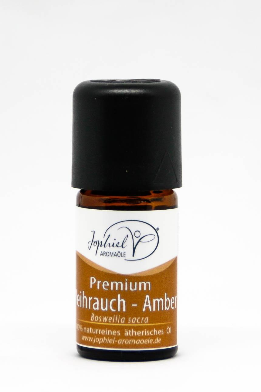 Weihrauch Premium  Öl Amber 3 ml