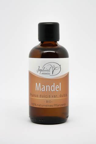 Mandelöl Bio 100 ml