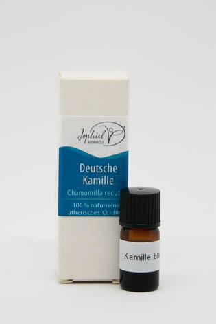 Kamille Deutsch - Bio blau Öl  1ml