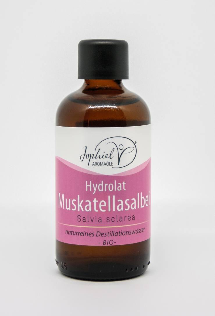 Muskatellersalbeihydrolat Bio 100 ml
