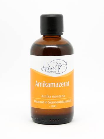 Arnikaöl Mazerat in Olivenöl BIO 100 ml