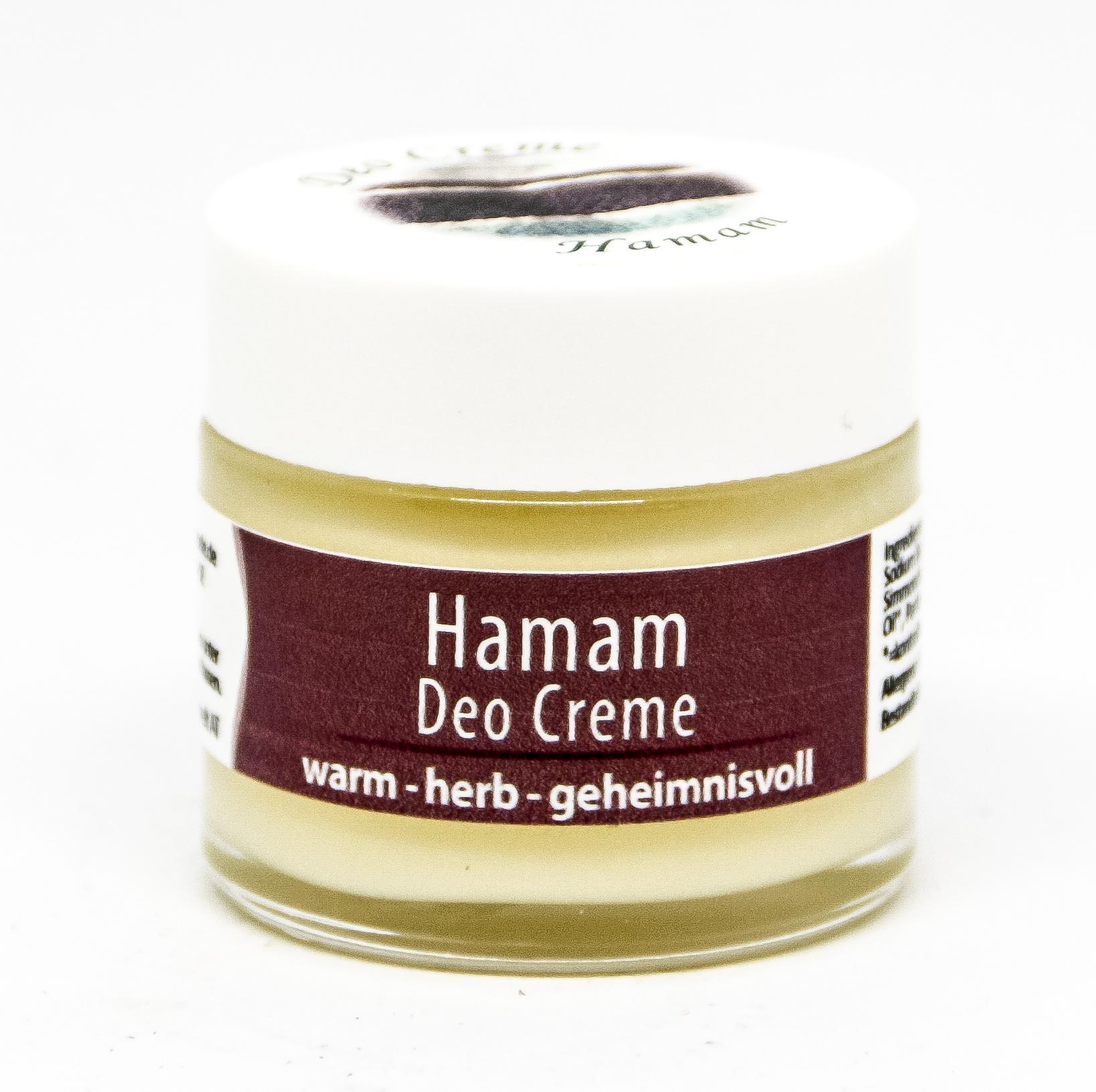 Deo Creme Hamam 30 Gramm