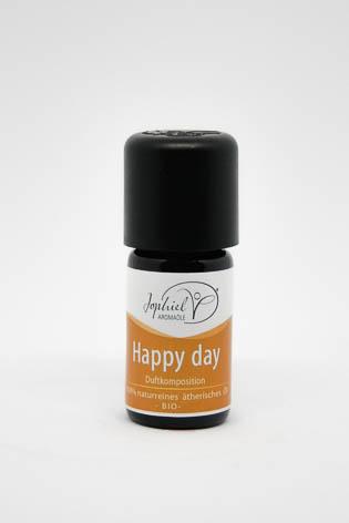 Happy Day Duftmischung Bio 5 ml